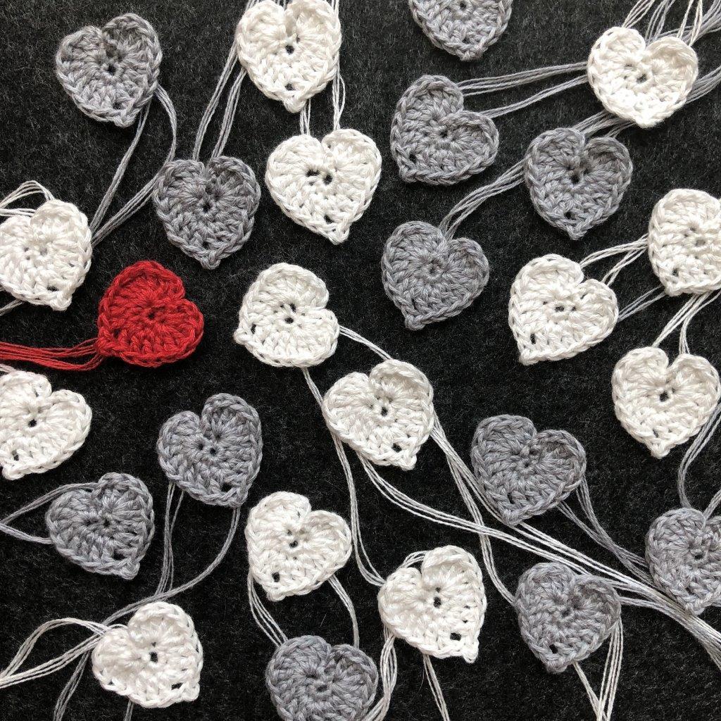 kleine Herzen